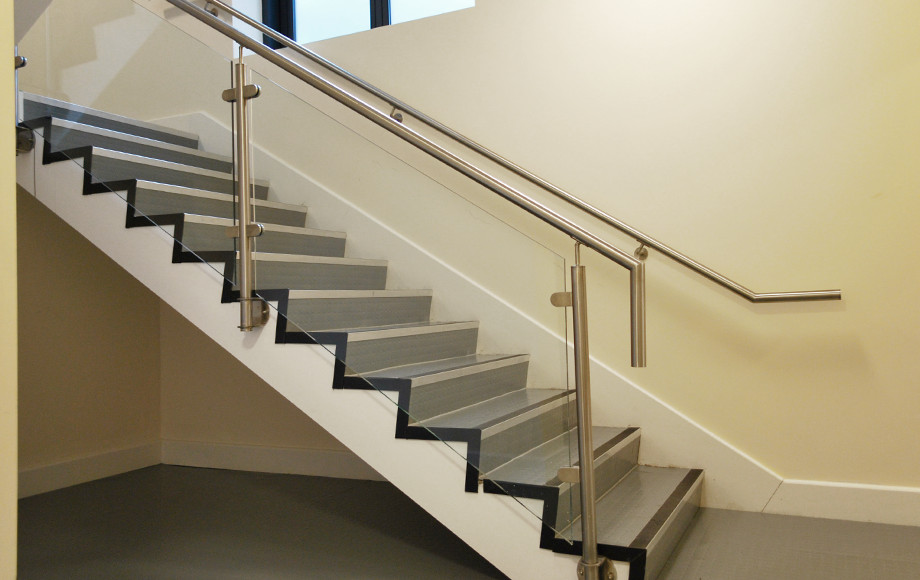 Commercial Staircases   Project Example 01